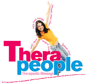 Therapeople therapeutic  massage logo